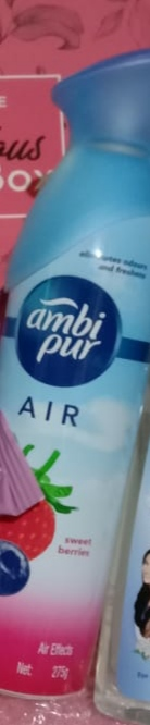Ambi Pur Air Freshener – Sweet berries-Refreshing and long lasting fragrance-By fashionistaniki-1