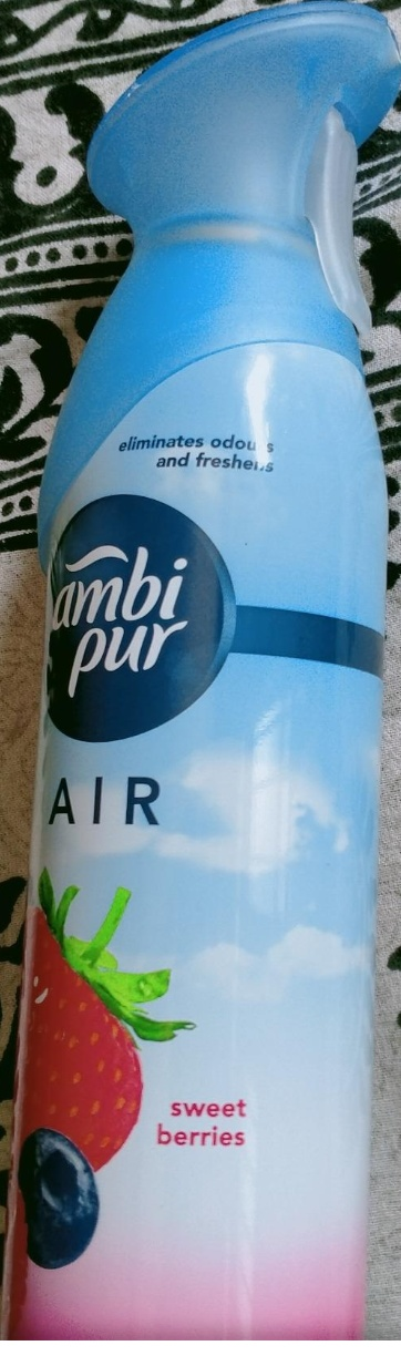 Ambi Pur Air Freshener – Sweet berries-Refreshing and long lasting fragrance-By fashionistaniki-2