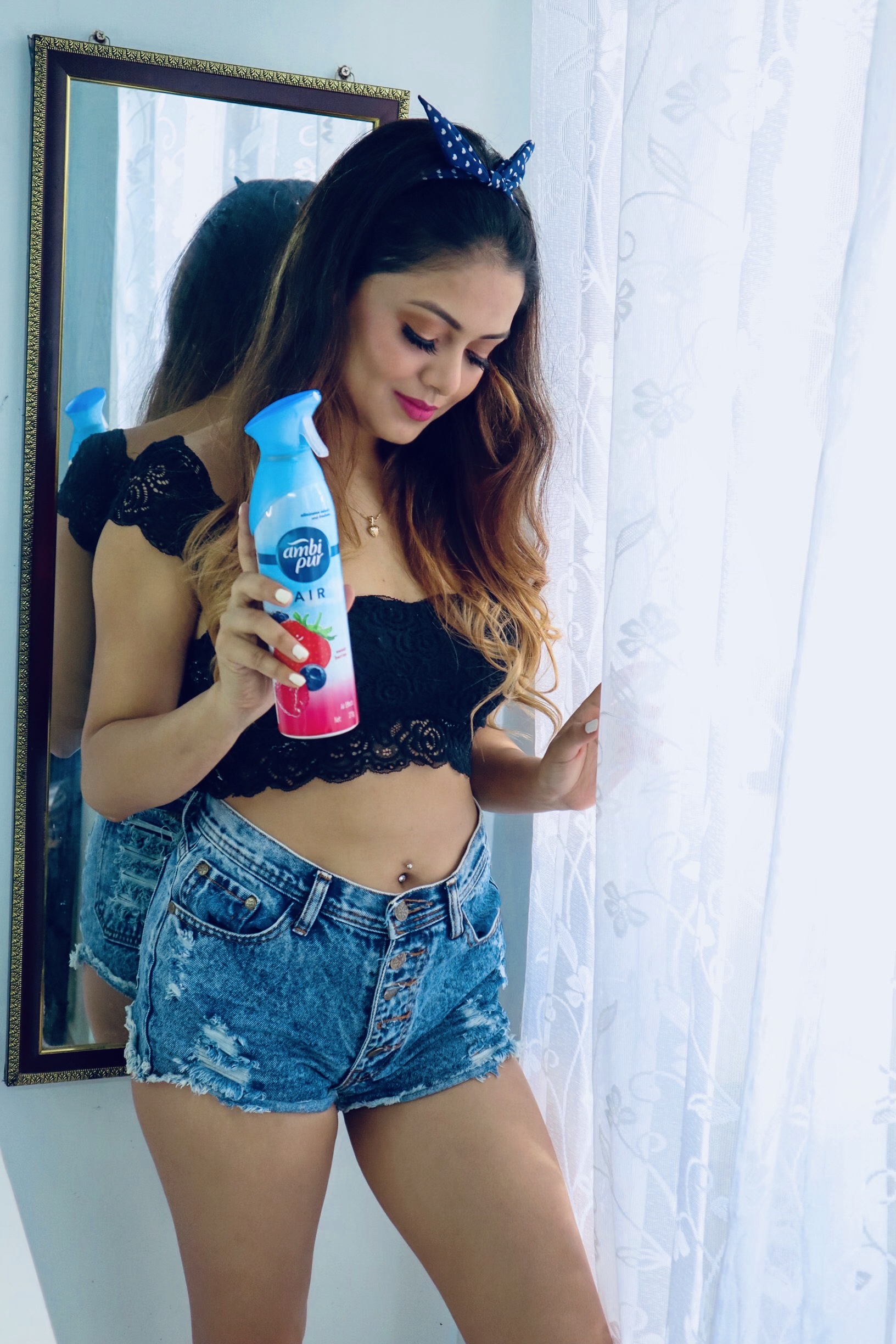 Ambi Pur Air Freshener – Sweet berries-Uplifts your mood instantly-By karry-1