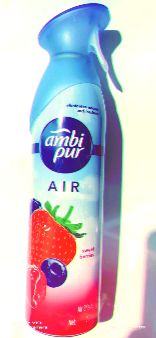Ambi Pur Air Freshener – Sweet berries-Good product-By titikshakv