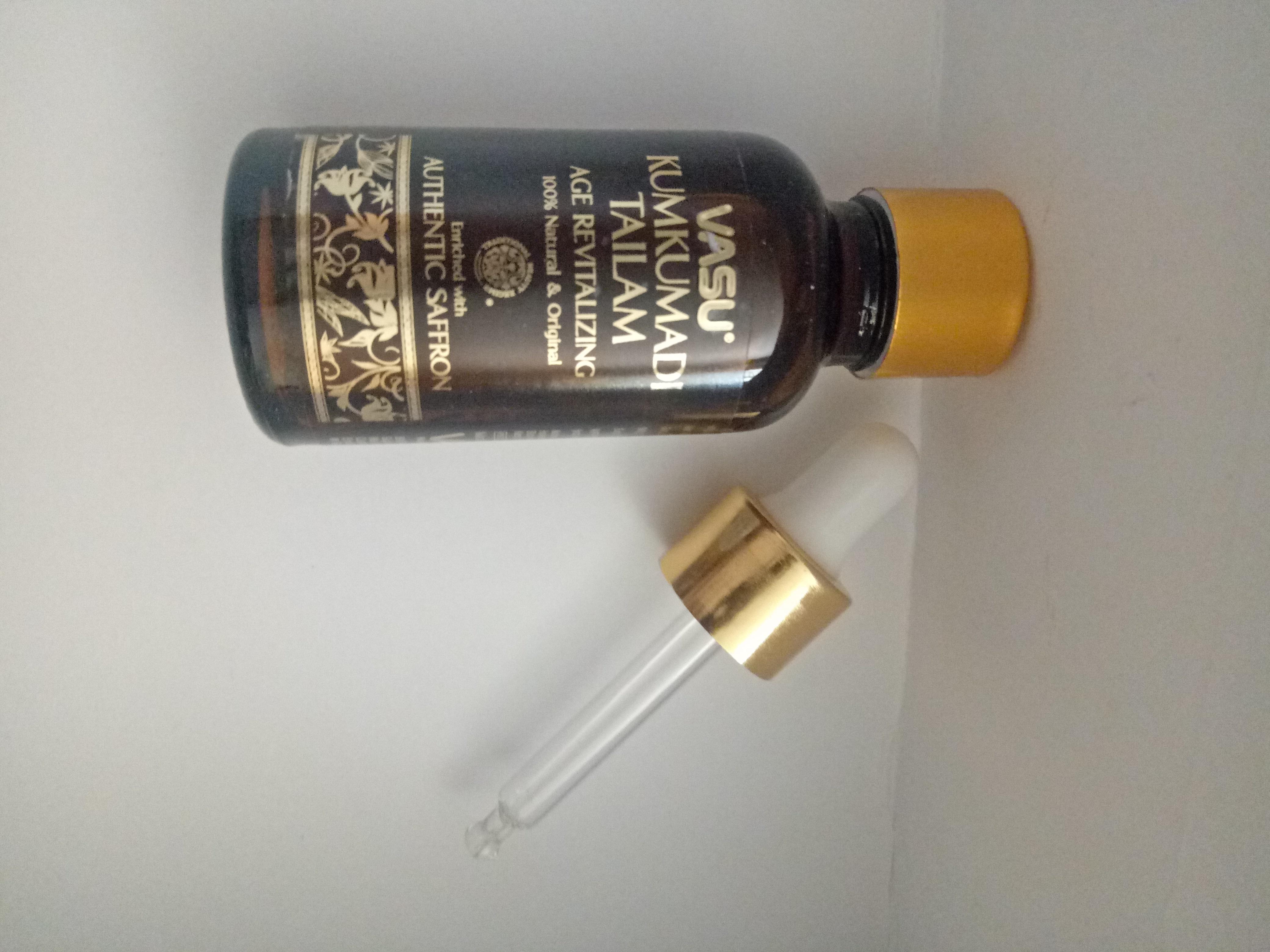 Vasu Age Revitalizing Kumkumadi Tailam-The fragrance is love.-By swapnali