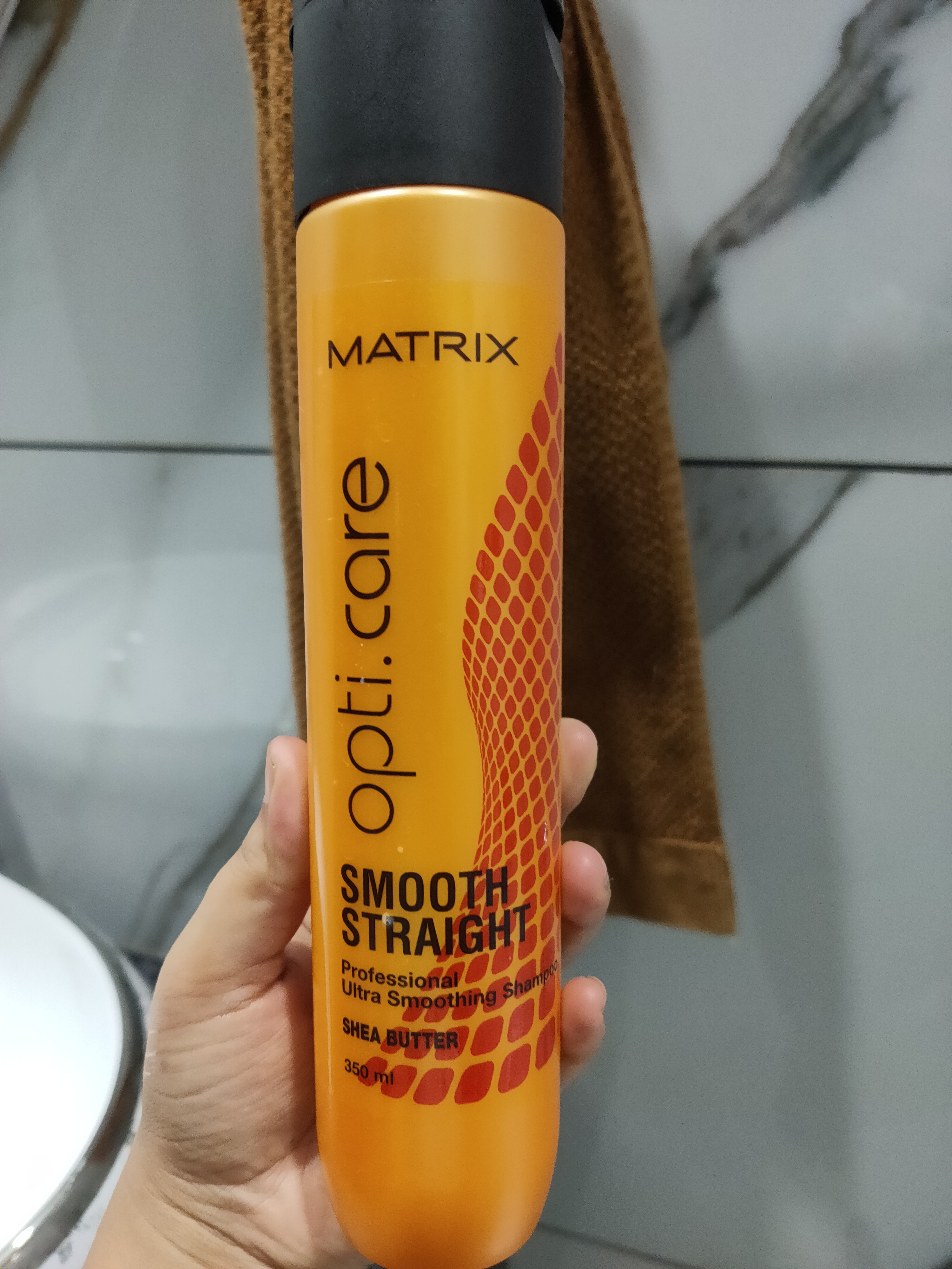 MATRIX By fbb Opti Care Smooth Straight Shampoo -Best Reasonable Shampoo-By suhanigaba