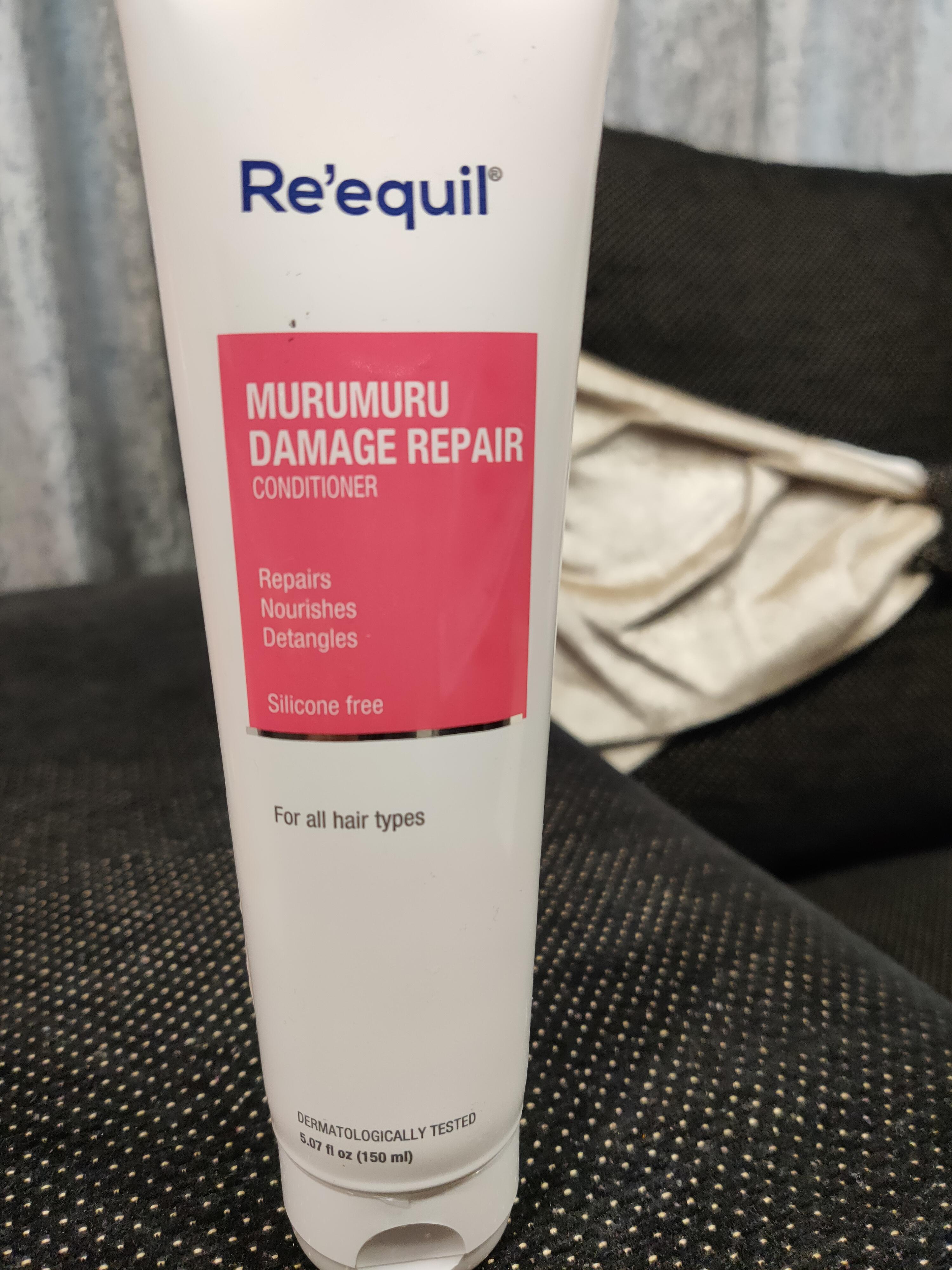 Re'equil Murumuru Damage Repair Conditioner -Best for damaged hair-By suhanigaba