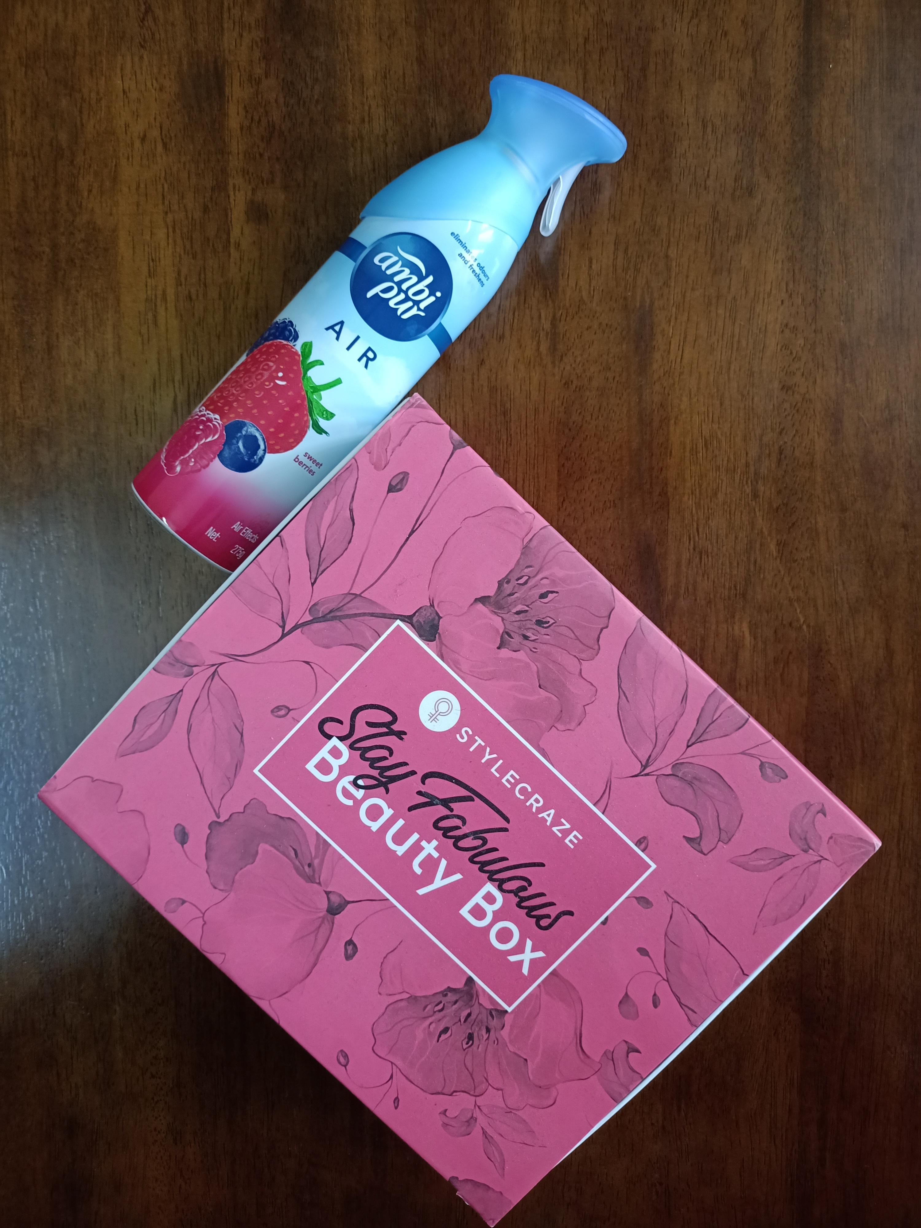 Ambi Pur Air Freshener – Sweet berries-Smells oh so Heavenly-By rk3-1