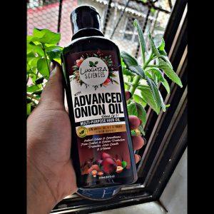Luxura Sciences Advanced Onion Oil 250 ml -Loved it-By zalak