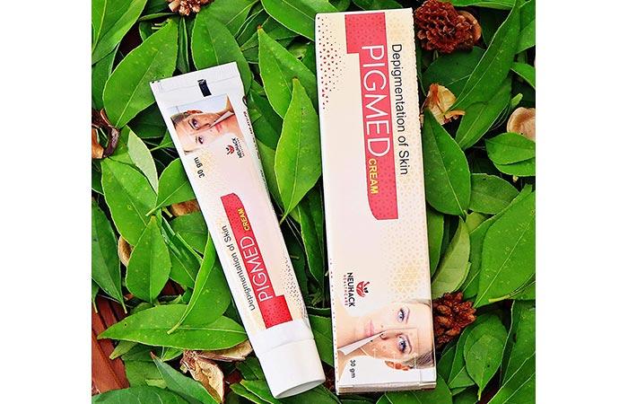 Neuhack Pigmed - Depigmentation cream