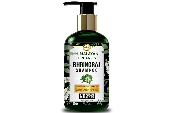 Himalayan Organics Bhringraj Shampoo for Hair Growth