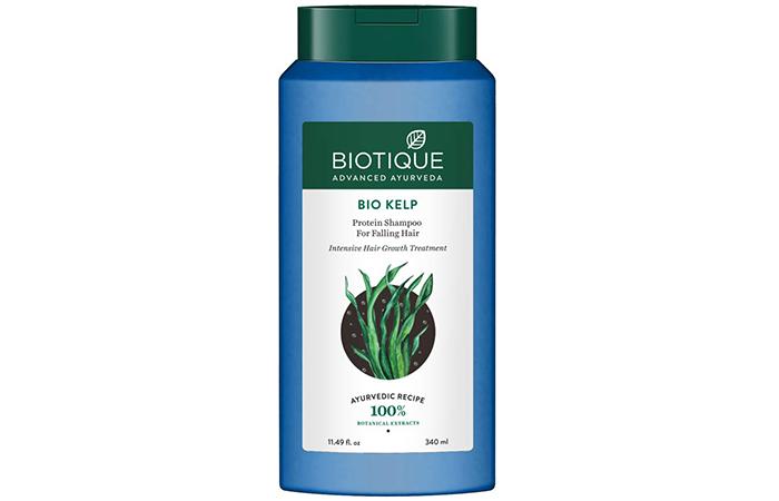 Biotique Bio Kelp Protein Shampoo for Falling Hair Intensive Hair Regrowth Treatment