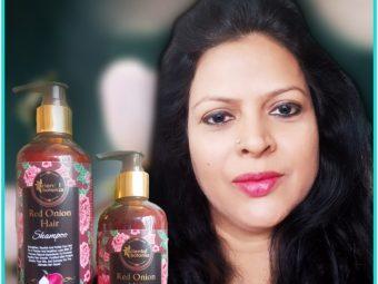 Oriental Botanics Red Onion Hair Conditioner -Hair fall solution-By viv