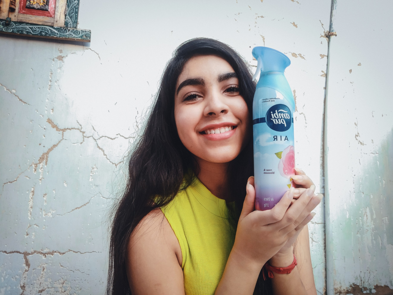 Ambi Pur Air Freshener – Rose and Blossom-The air freshener you need-By sanita_majumder