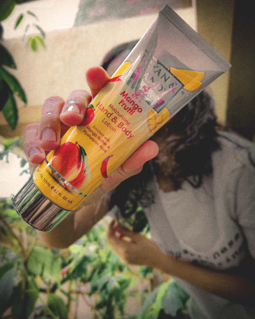 Bryan & Candy New York Mango Frutti Hand and Body Lotion-Moisturizing with great aroma-By shreya_mehta