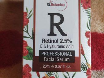 St.Botanica Retinol 2.5% Vitamin E & Hyaluronic Acid Professional Facial Serum pic 1-A Must Buy Facial Serum-By beyond_life_ordinary_