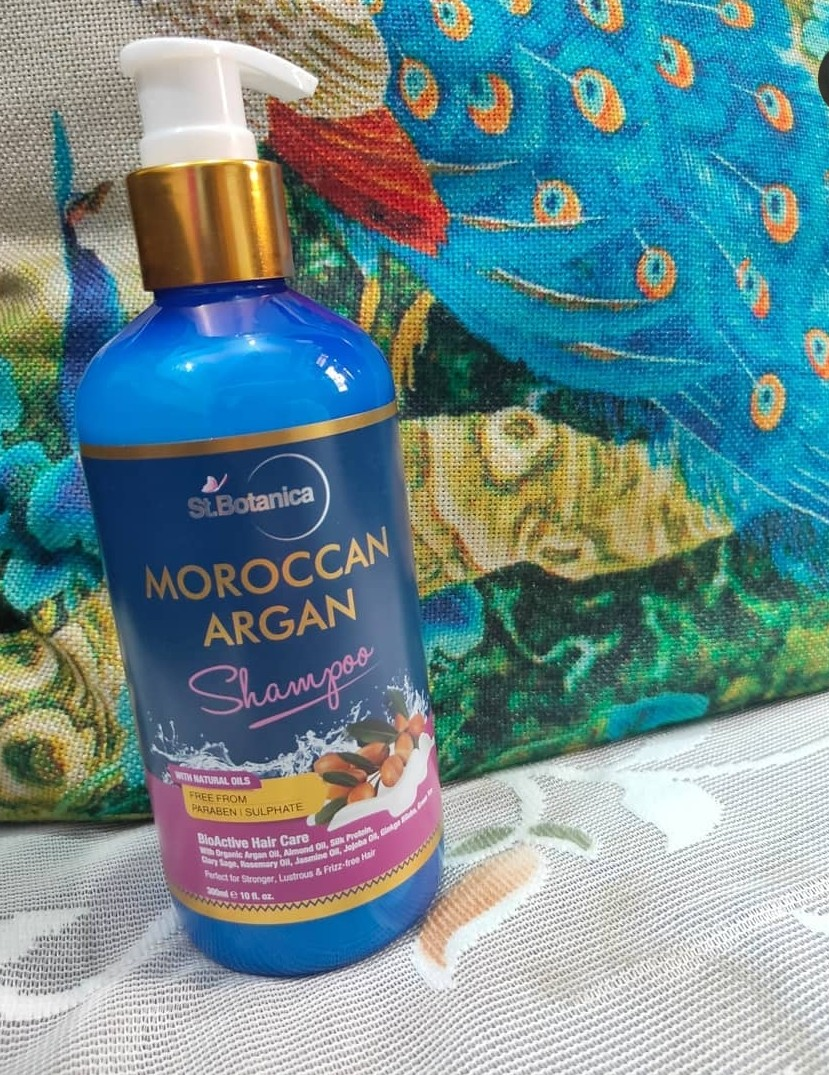 StBotanica Moroccan Argan Hair Shampoo-Its is a must buy product-By anjali_soni-2