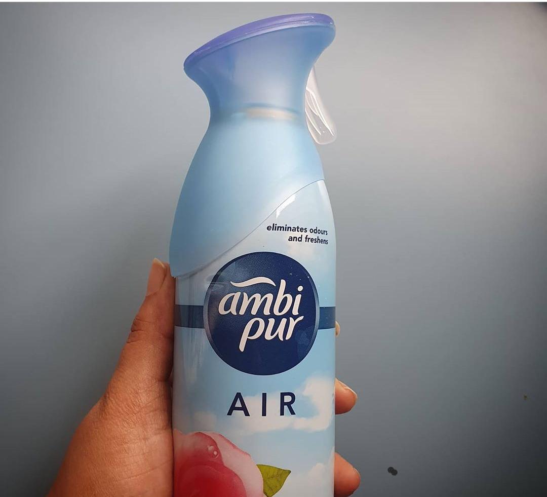 Ambi Pur Air Freshener – Sweet berries-Love the essence of Rose freshener-By shwetajain4