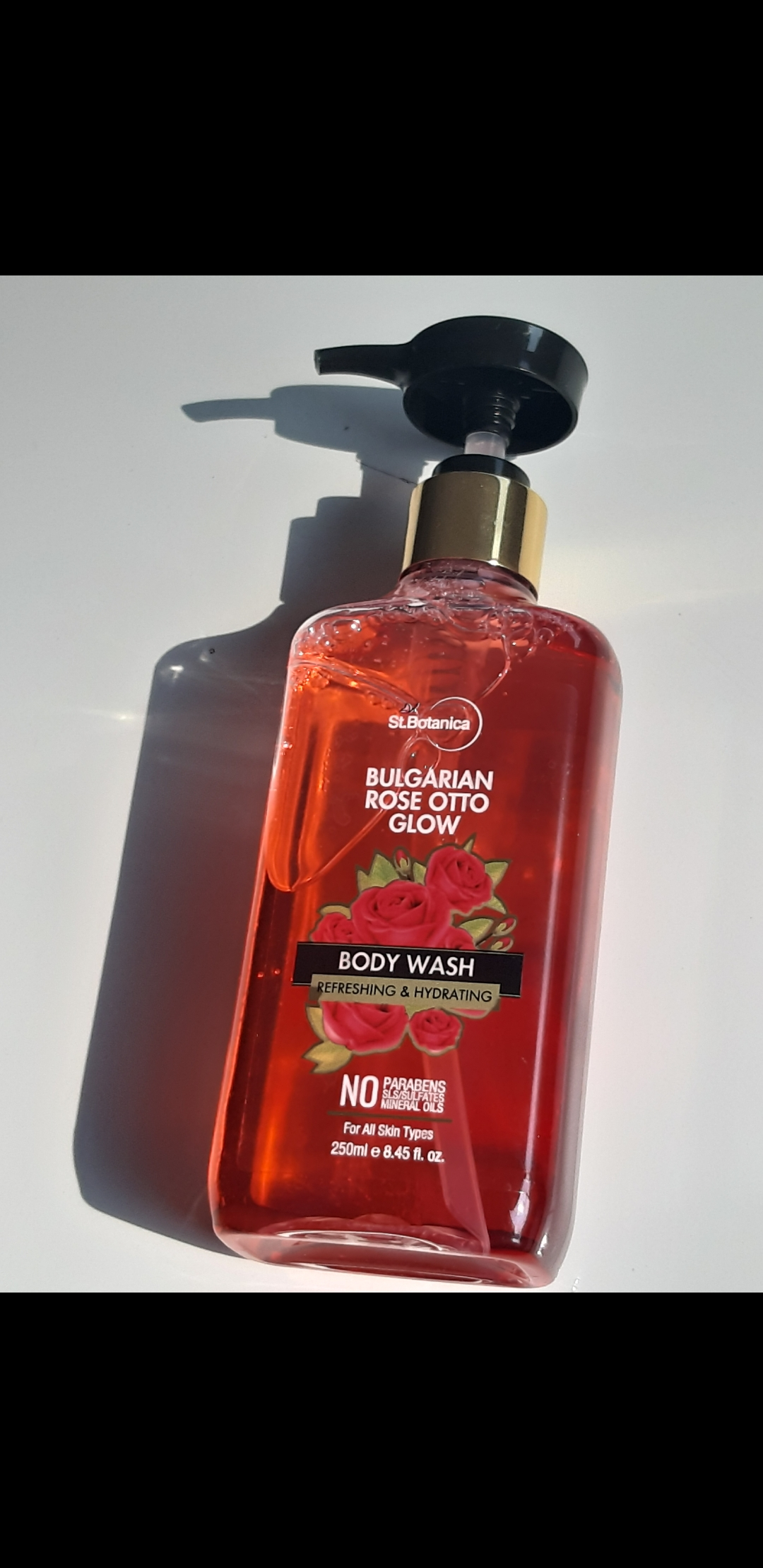 StBotanica Bulgarian Rose Otto Glow Body Wash-Finally found out my type of body wash-By mehak07-3