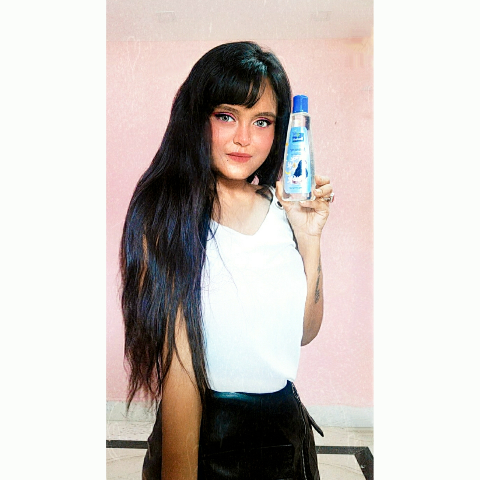 Parachute Advansed Jasmine Hair Oil-High class Hair Oil at affordable price.-By soumii-2
