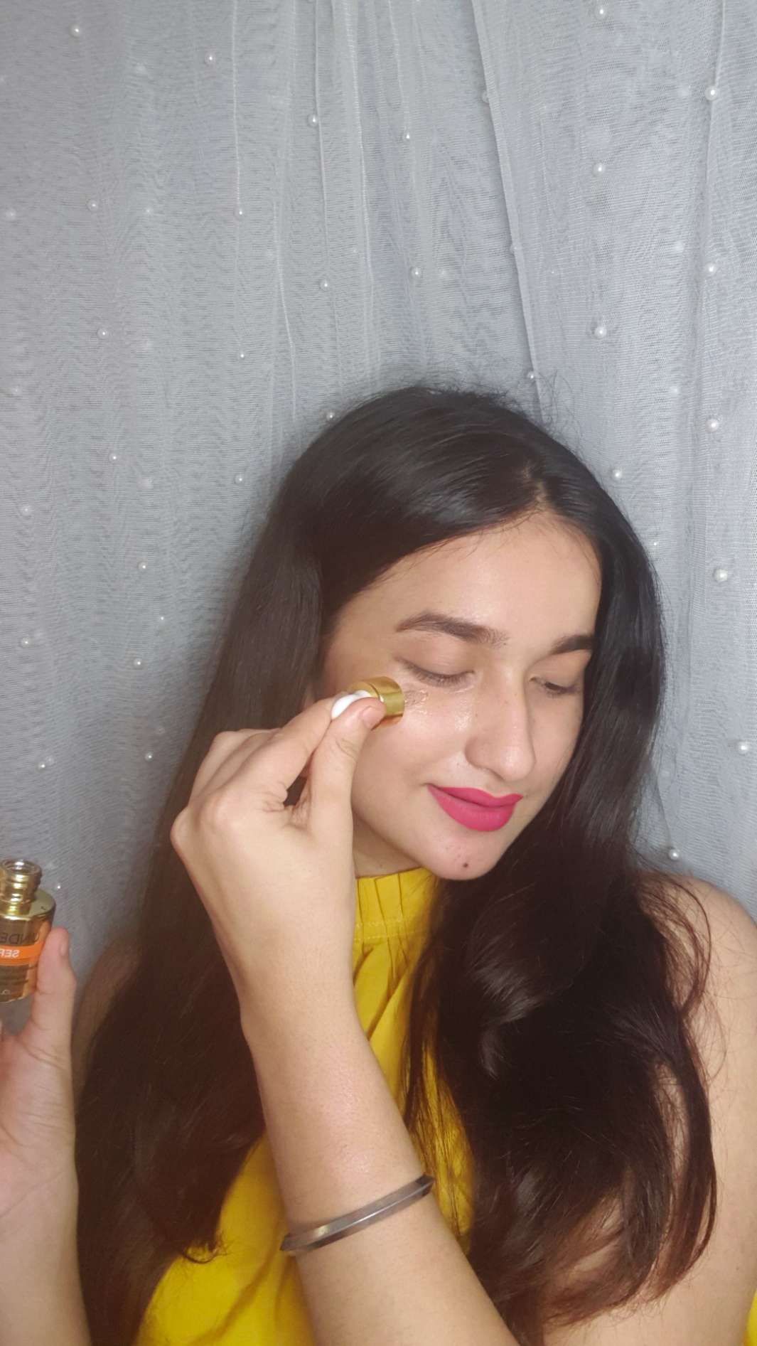 StBotanica Pure Radiance Under Eye Serum pic 2-Joy to the undereyes-By prarthanakapoor.official_