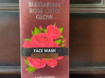 StBotanica Bulgarian Rose Otto Glow Face Wash pic 2-Rejuvenating Face Wash-By rsravani