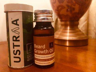 Ustraa Beard Growth Oil -Thick Beard Growth-By sheikhmishal