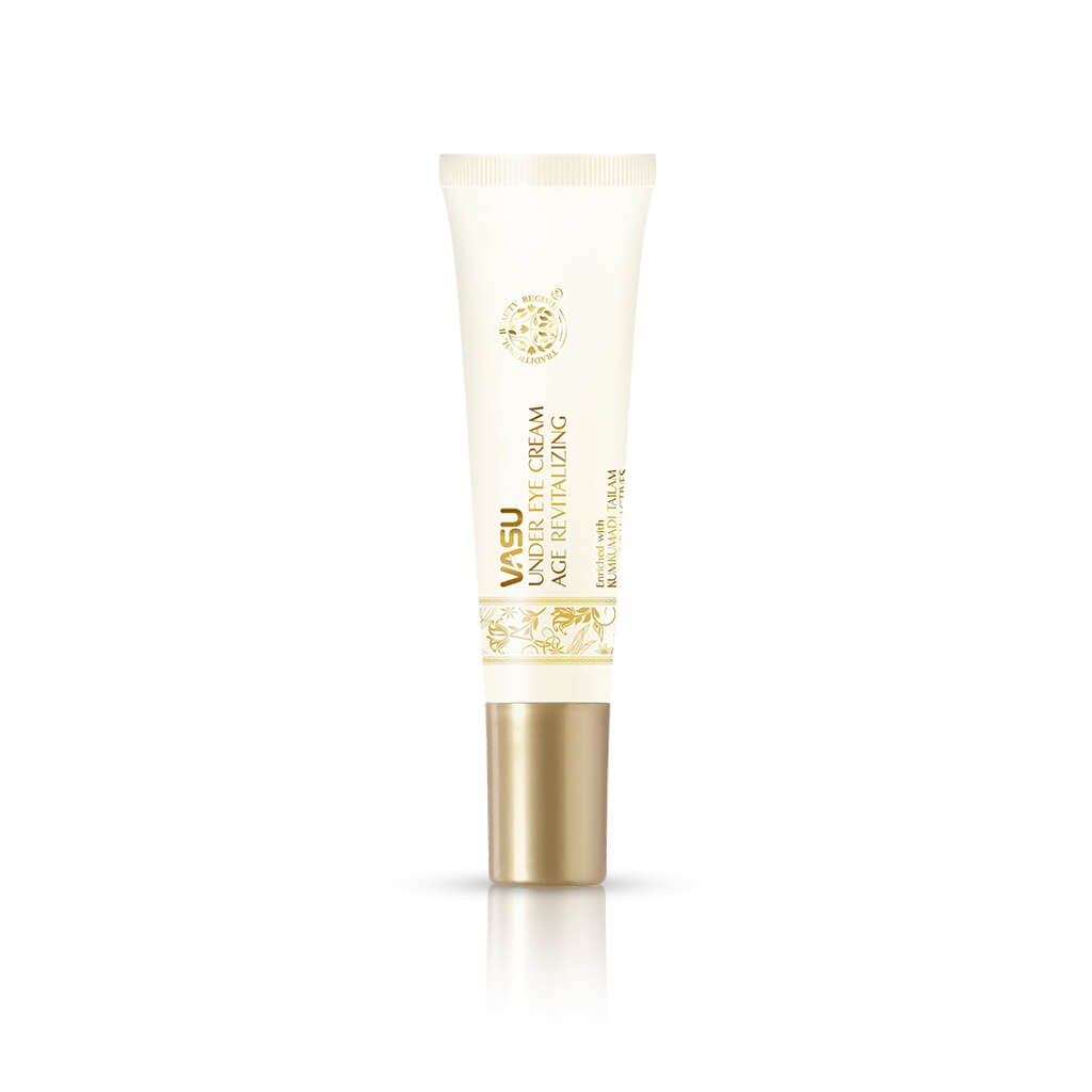 Vasu Age Revitalizing Under Eye Cream -Love this product-By nomnomumbaikar