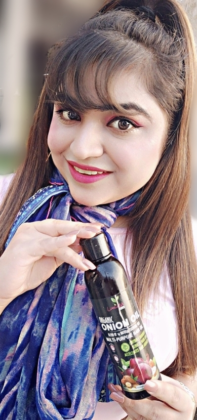 Luxura Sciences Onion Hair Oil 250 ml-best oil for hair fall and dandruff-By thatdesisoul