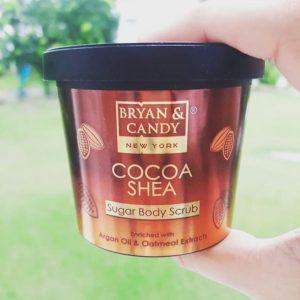 Bryan & Candy New York Cocoa Shea Sugar Body Scrub pic 1-best body scrub ever-By thatdesisoul