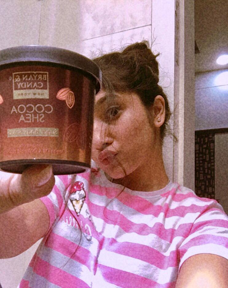Bryan & Candy New York Cocoa Shea Sugar Body Scrub-MESMERISING SCRUB-By pratiksha_haran