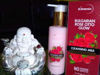 StBotanica Bulgarian Rose Otto Glow Cleansing Milk pic 1-Loved the rich creamy texture-By happily_ever_crafter