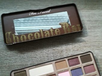Too Faced Peanut Butter and Honey Eyeshadow Palette -Loved it absolutely-By bhawanaaa