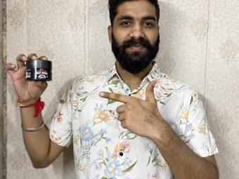 Man Arden Hair Fiber Wax -Best hair wax for hair styling-By rahul_nanda