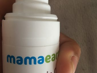 Mamaearth Vitamin C Face Cream pic 2-Deadly combo of Vit C & SPF 20-By aarushine