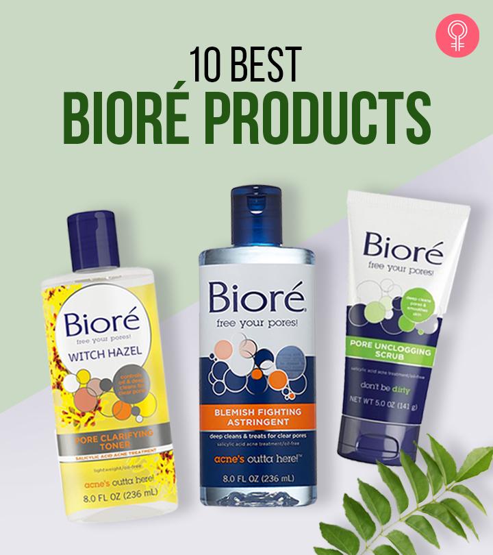 10 Best Bioré Products Of 2020