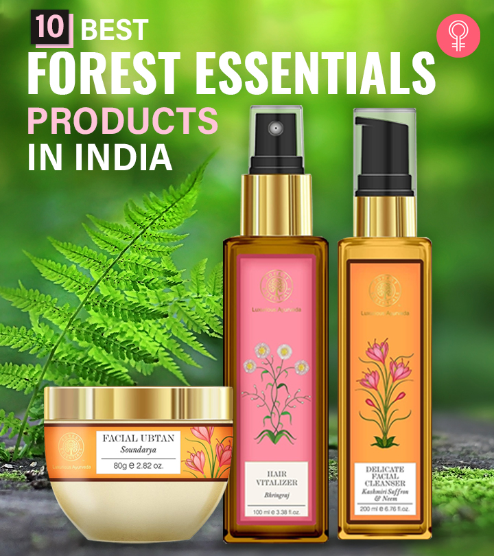 10 Best Forest Essentials Products In India (2021)