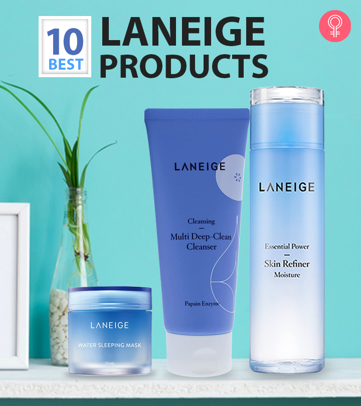 The 10 Best Laneige Products Of 2020 That You'll Love
