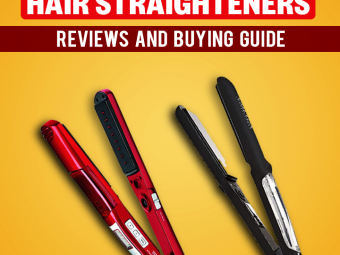 10 Best Steam Hair Straighteners (2021) – Reviews And Buying Guide