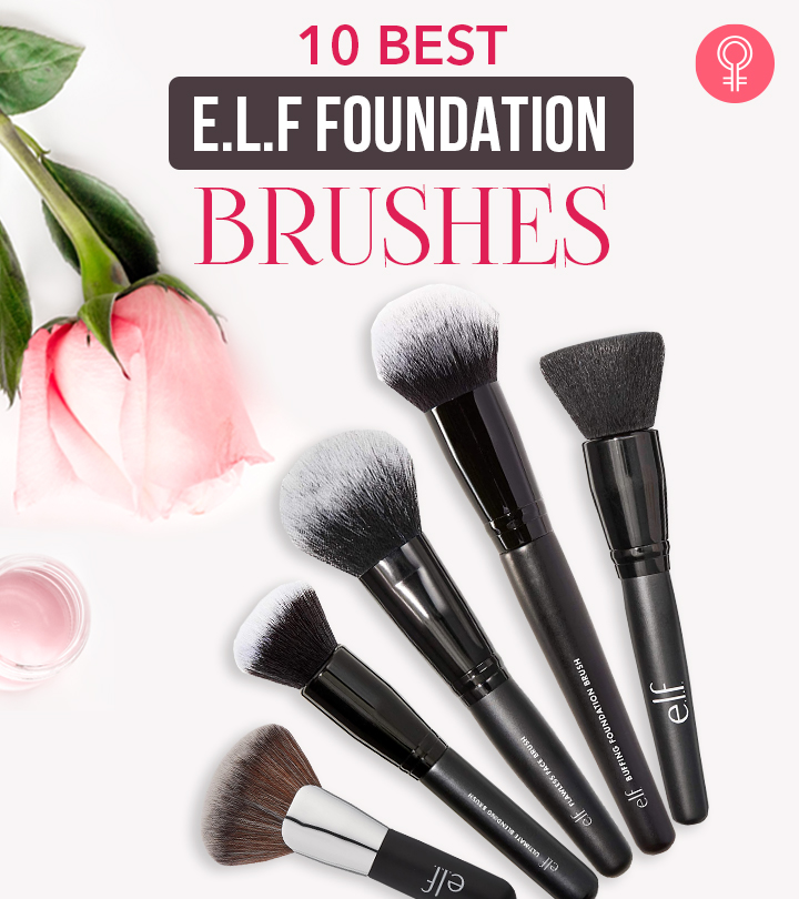 10 Best e.l.f Foundation Brushes