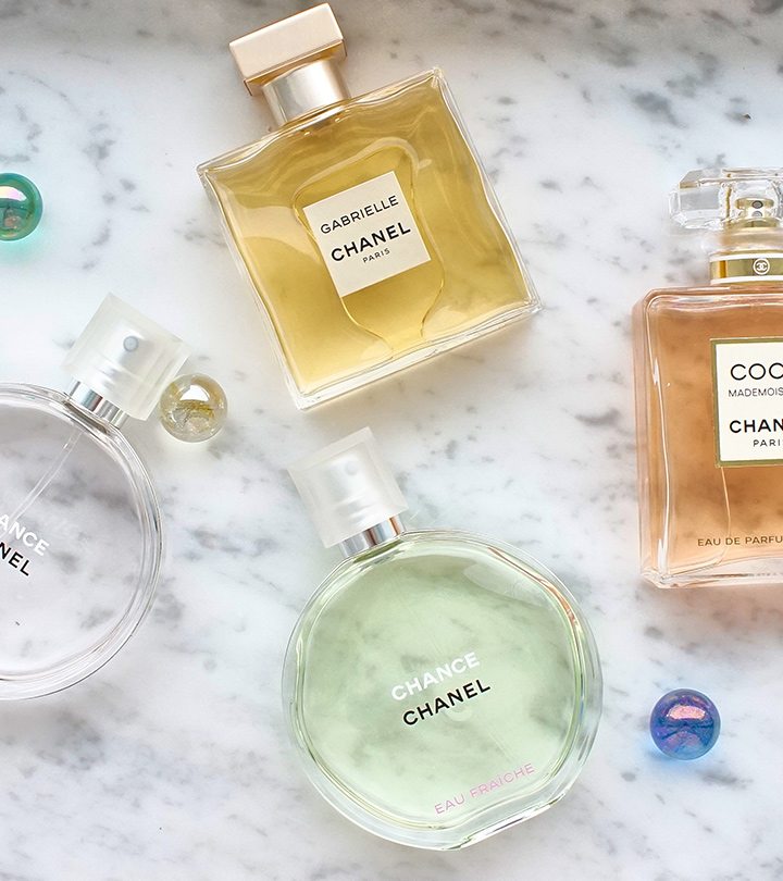 10 Incredible Chanel Perfumes To Try In 2021