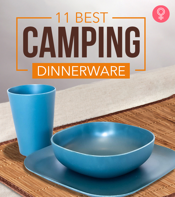 11 Best Camping Dinnerware