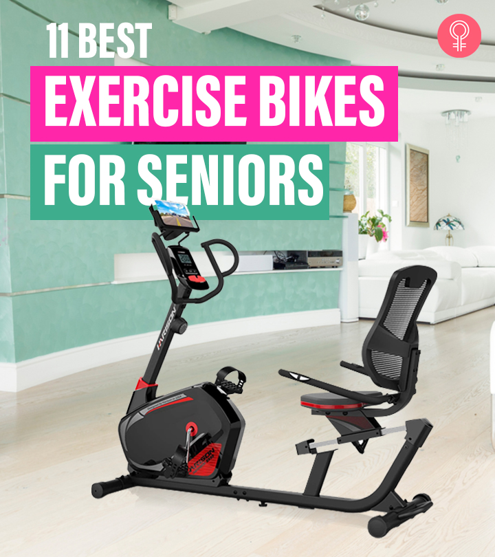 11 Best Exercise Bikes For Seniors: Reviews and Buyer's Guide