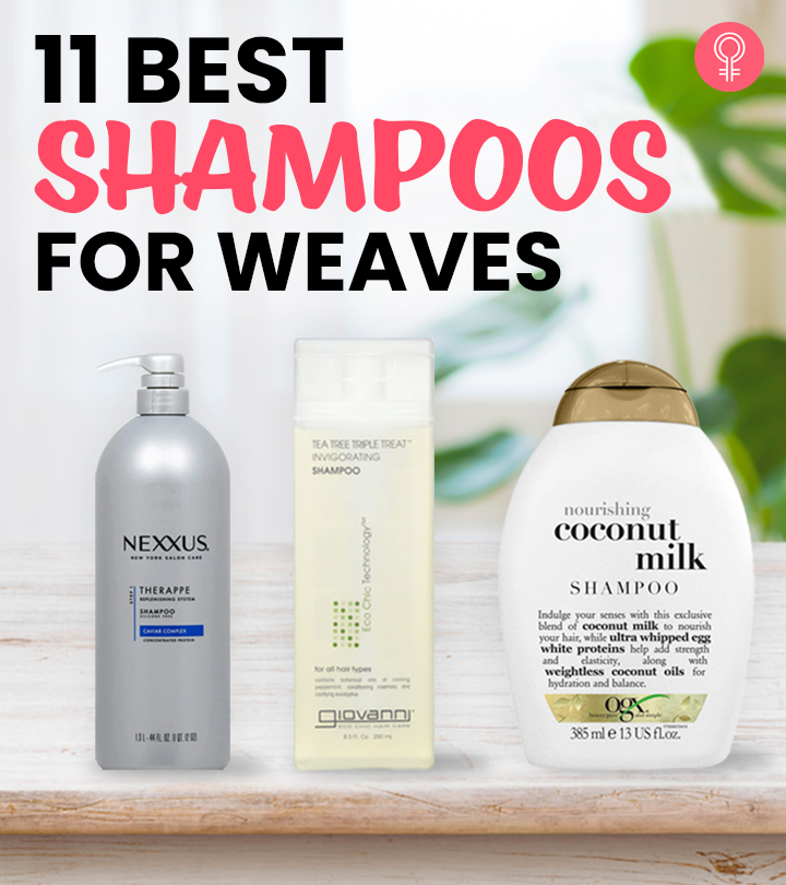 11 Best Shampoos For Weaves