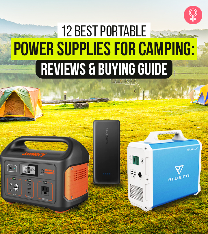 The 12 Best Portable Power Supplies For Camping & Buying Guide