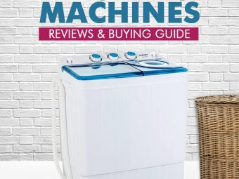 12 Best Portable Washing Machines