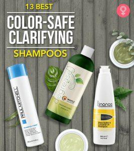 13 Best Color-Safe Clarifying Shampoos