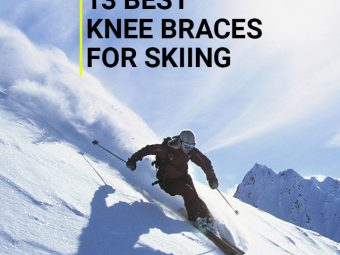 13 Best Knee Braces For Skiing