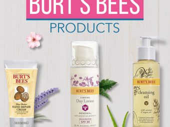 15 Best Burts Bees Products Of 2020 You Must Try