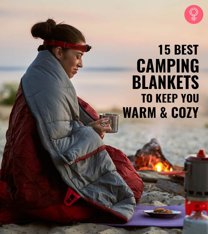 15 Best Camping Blankets To Keep You Warm And Cozy