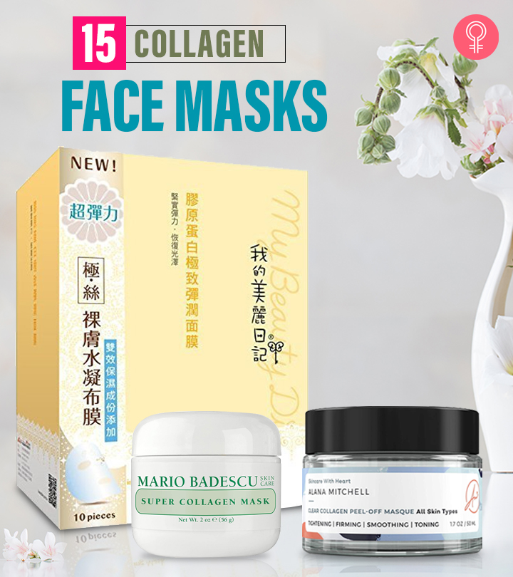 15 Collagen Face Masks For Clear And Healthy Skin