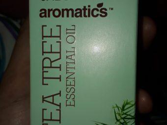 Vasu Aromatics Tea Tree Essential Oil pic 1-Tea tree oil review.-By amelia2209