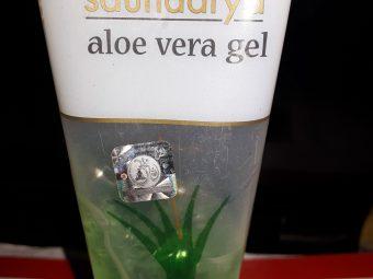 Patanjali Aloe Vera Gel -Patanjali alovera jell is for all skin types.-By arapna_singh_