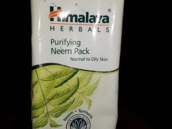 Himalaya Herbals Purifying Neem Pack -Himalaya neem face pack normal to oily skin.-By arapna_singh_